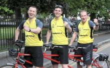 Ireland Triplet Charity Ride